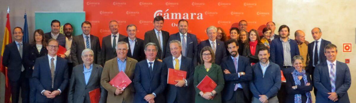 Grupo CARAC forma parte del Club Cámara Oviedo