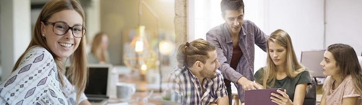Colaboramos en la inserción de los jóvenes al mercado laboral