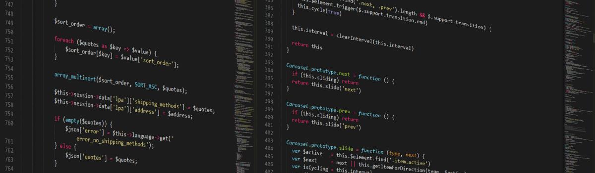 Programación web en el entorno servidor