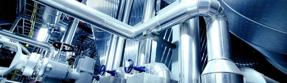 Diseño de calderería y estructuras metálicas