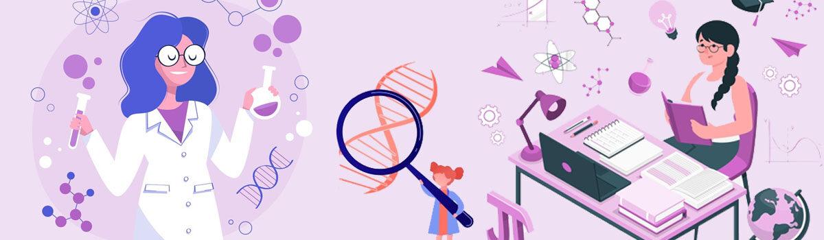 Semana de la Mujer y la Niña en la Ciencia en GRUPO CARAC