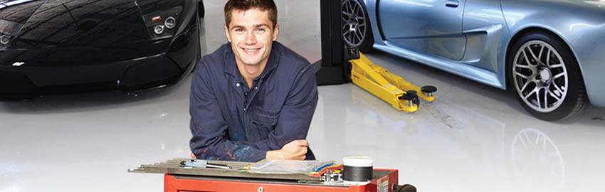 Haz que tu afición por los coches se convierta en tu profesión